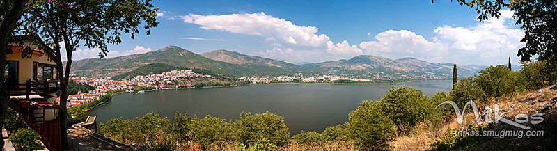 5 shot stitch of Kastoria from Profit Elia.